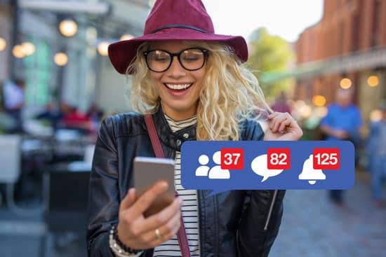 hair salon facebook marketing