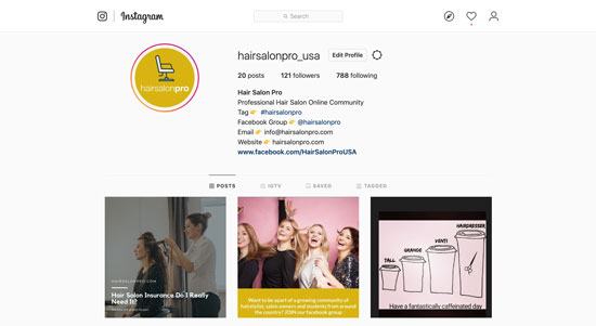 Hair-Salon-Pro-Instagram
