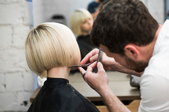 professional hairstylist education techniques