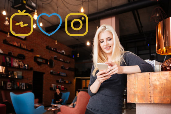 instagram Hair Salon Business Marketing