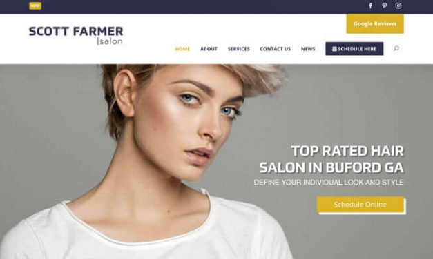 Is Your Beauty Salon Website Converting New Clients?