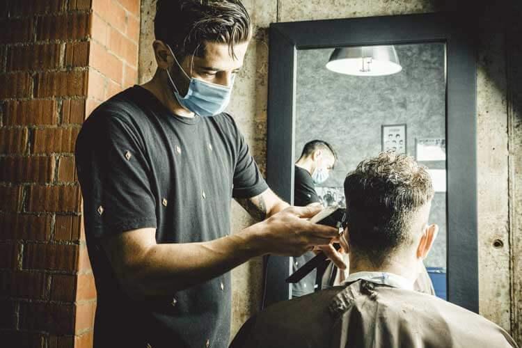 salon booth rent suites