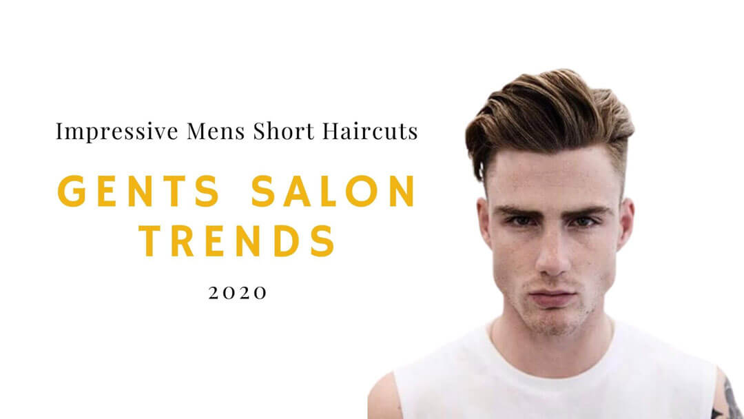 Men's Short Haircuts 2020 | Best 10 Hairstyle Trends For Men