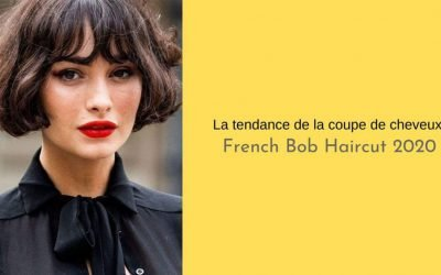 French Bob Haircut 2020 | New French Girl Haircut Trend