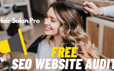 #1 SEO For Hair Salons | Free Hair Salon SEO Website Audit